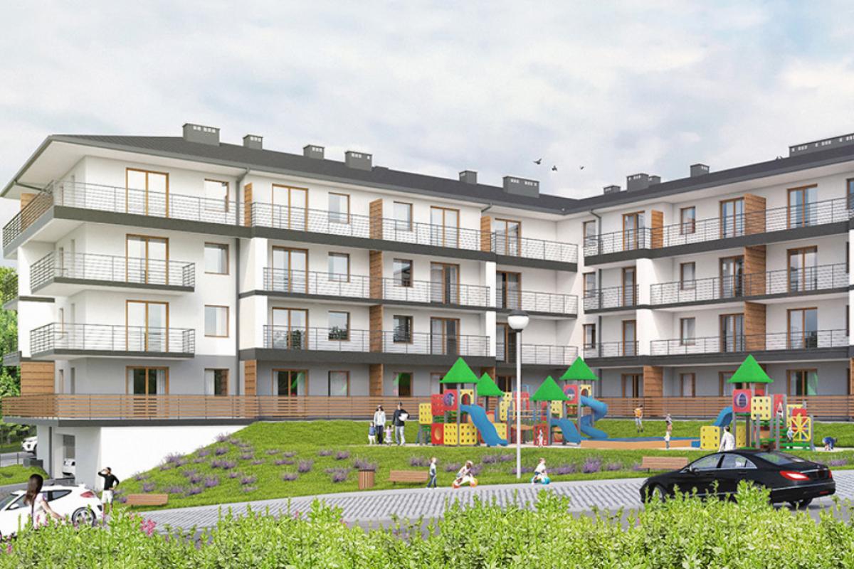 Osiedle Brachta II i III etap - Rzeszów, ul. Jana Olbrachta, Domex - zdjęcie 2