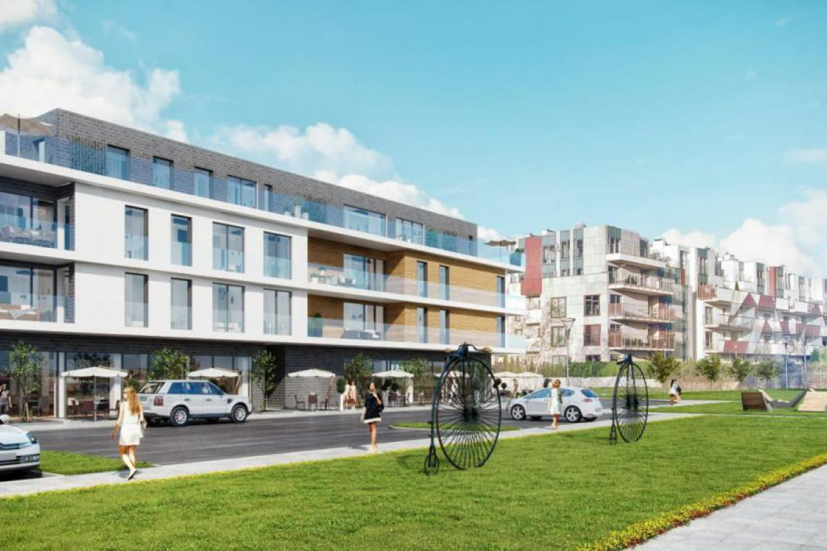 Wilanów Park Apartments - Warszawa, Błonia Wilanowskie, ul. Rycerstwa Polskiego, Klondaik Deweloper - zdjęcie 2