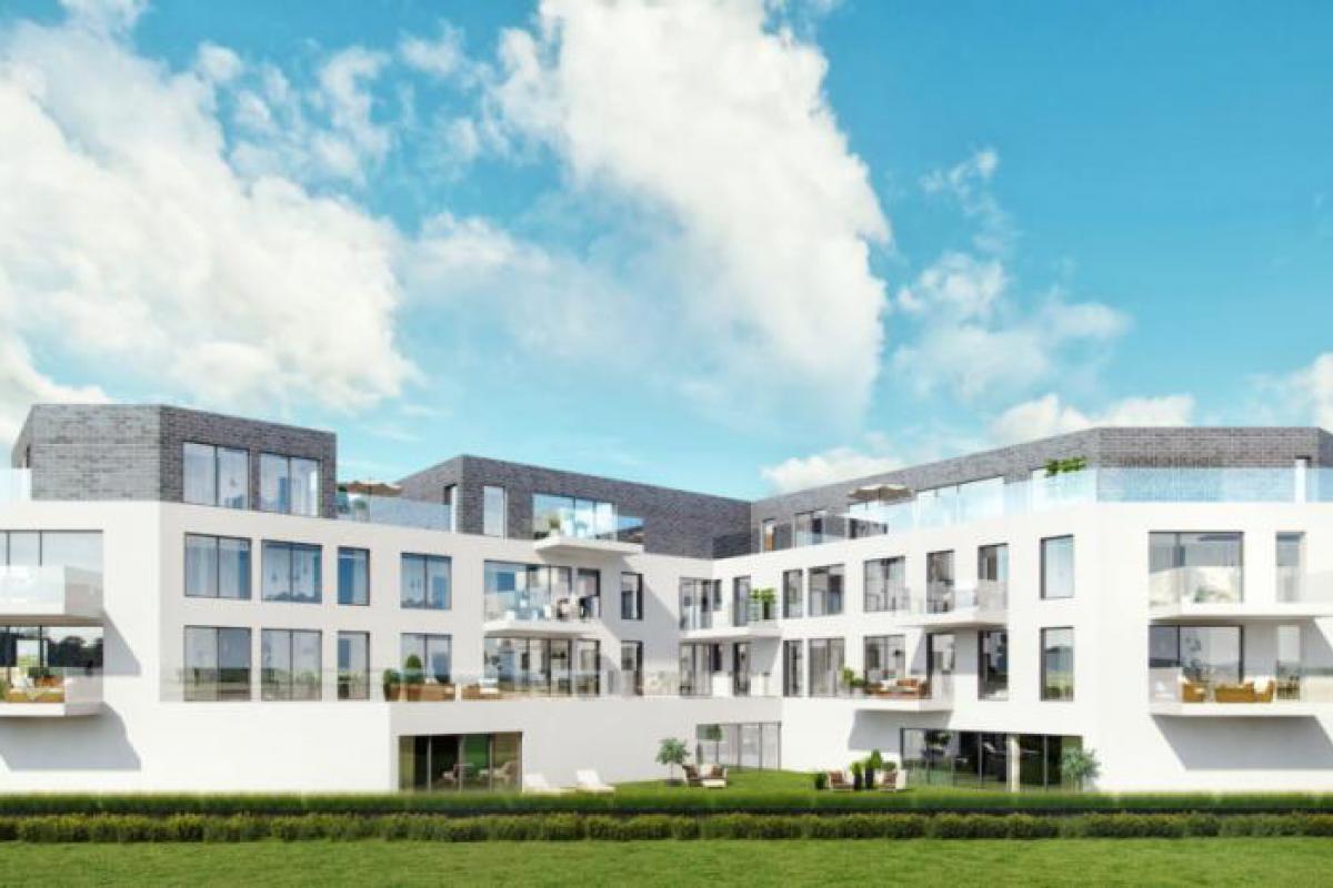 Wilanów Park Apartments - Warszawa, Błonia Wilanowskie, ul. Rycerstwa Polskiego, Klondaik Deweloper - zdjęcie 3