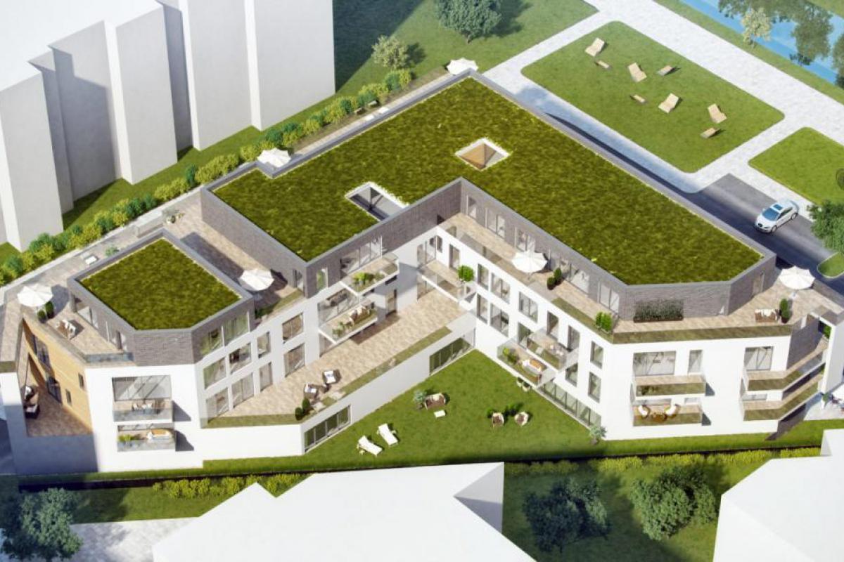 Wilanów Park Apartments - Warszawa, Błonia Wilanowskie, ul. Rycerstwa Polskiego, Klondaik Deweloper - zdjęcie 8