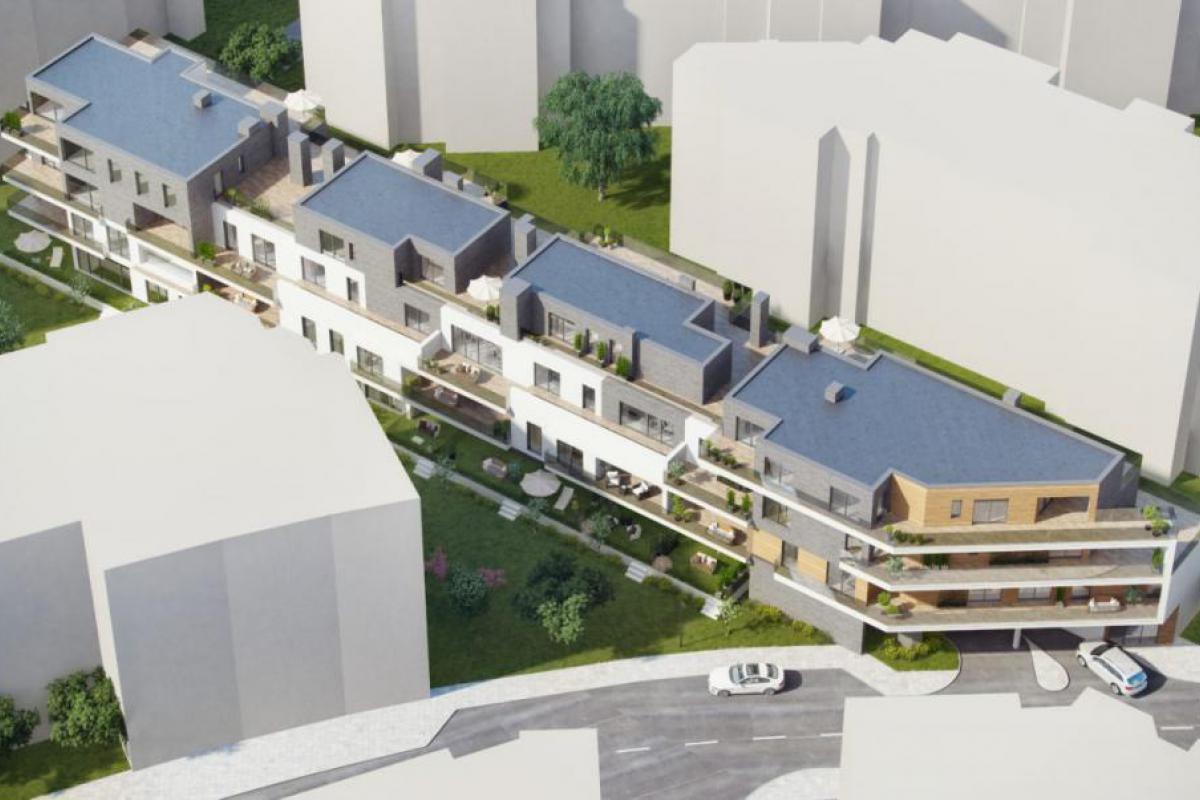 Wilanów Park Apartments - Warszawa, Błonia Wilanowskie, ul. Rycerstwa Polskiego, Klondaik Deweloper - zdjęcie 9
