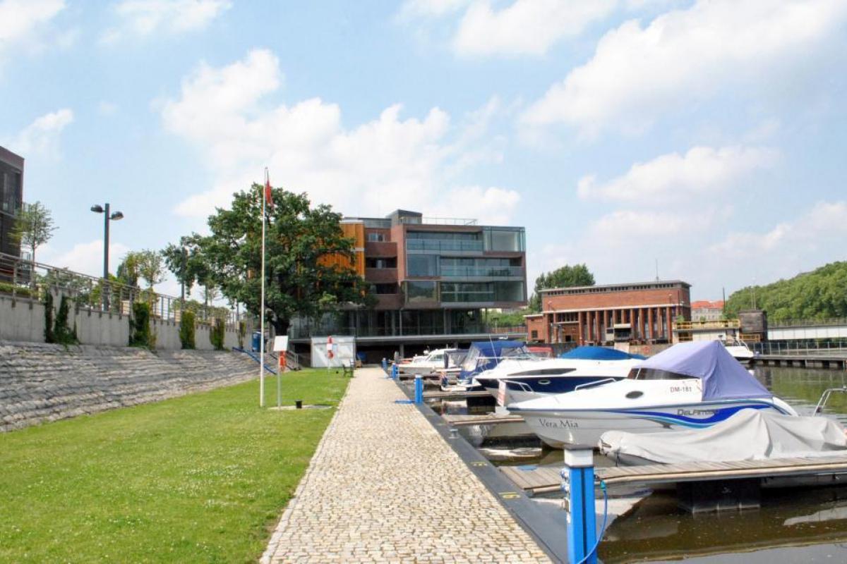 Marina II - Wrocław, ul. Księcia Witolda, JOT-BE Nieruchomości Sp. z o.o. - zdjęcie 2