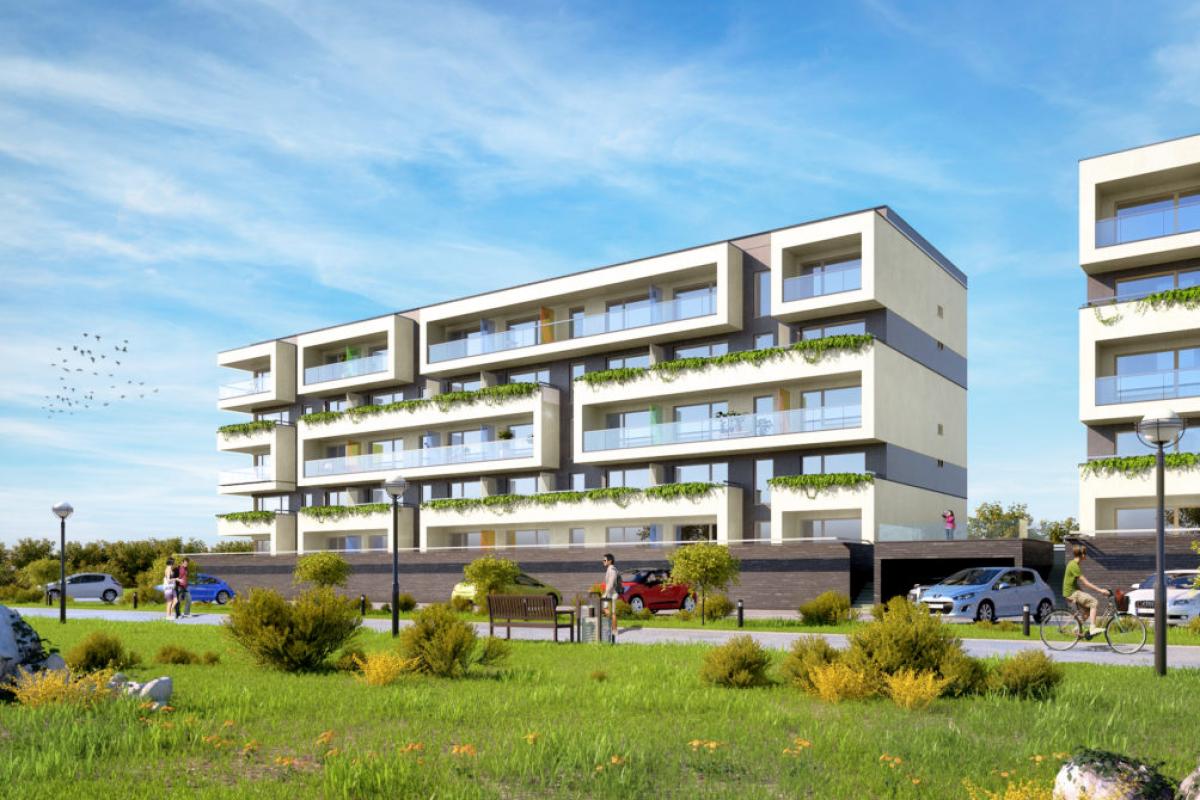 Premium Apartamenty - Opole, Aleja Solidarności, INVESTDOM Nieruchomości - zdjęcie 1