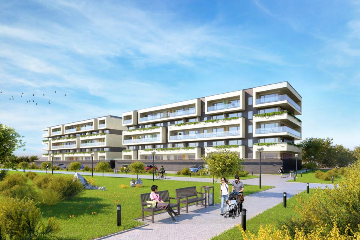 Premium Apartamenty - Opole, Aleja Solidarności, INVESTDOM Nieruchomości - zdjęcie 2