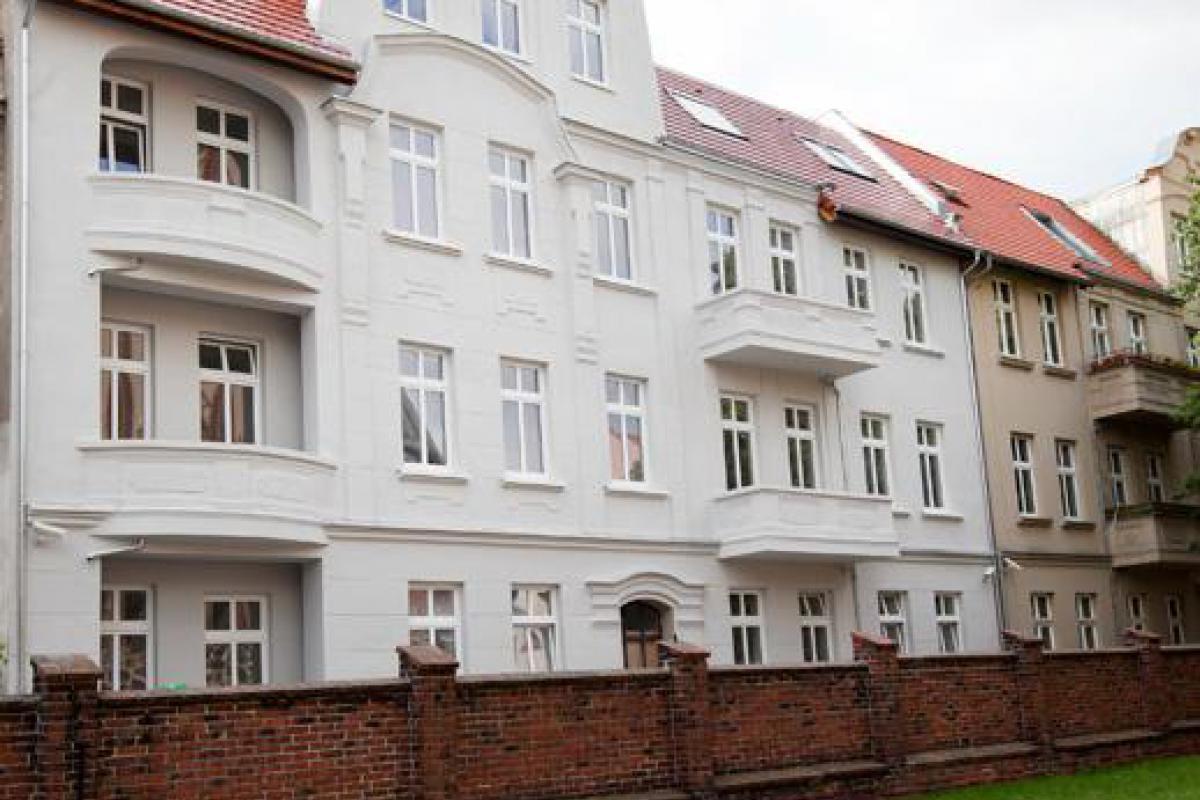 Kamienica przy Parku - Poznań, Łazarz, ul. Niegolewskich 20, DSW Inwestycje Sp. z o.o.  - zdjęcie 1