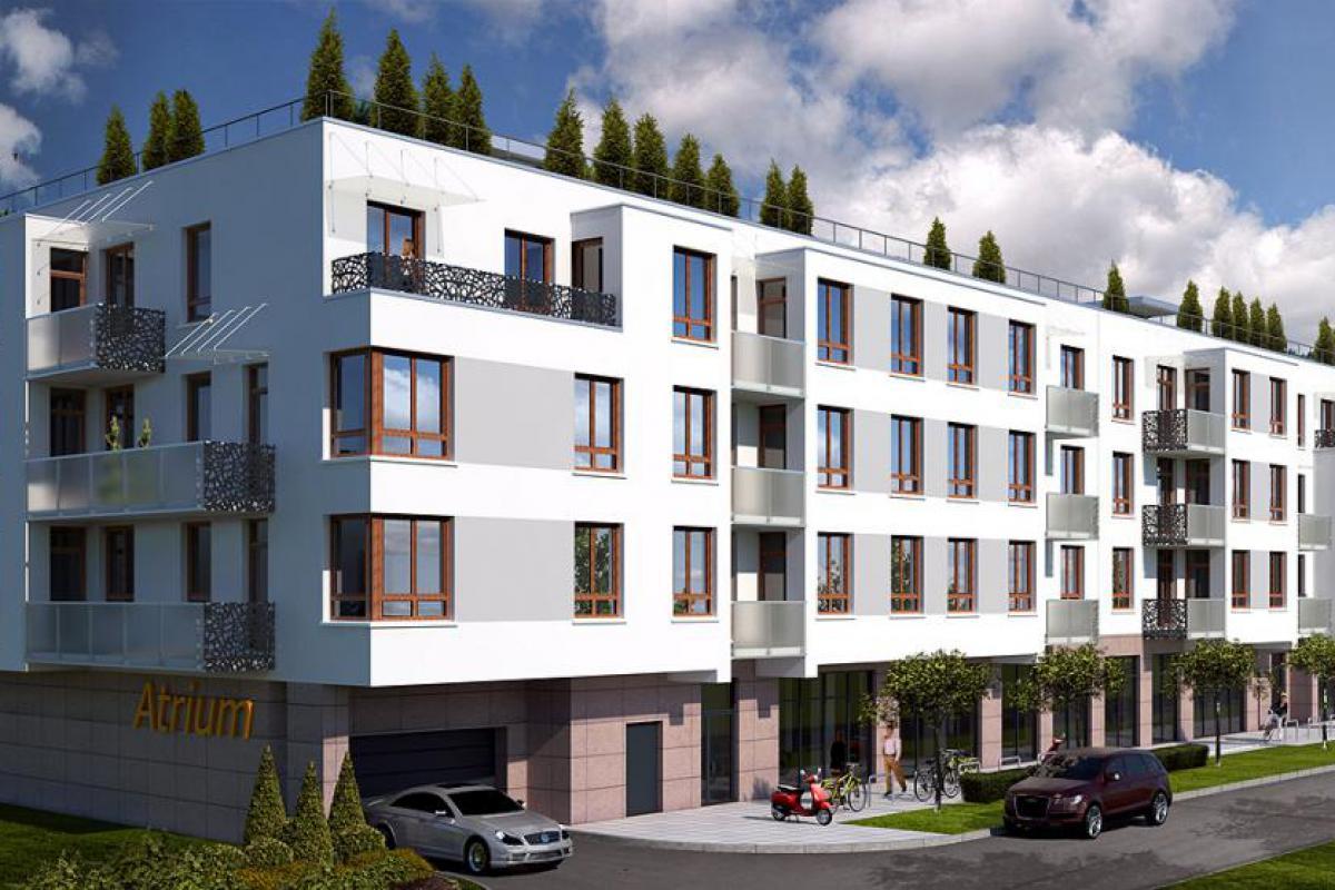 Atrium Skorosze - Warszawa, Skorosze, ul. Dzieci Warszawy 4, LW Development Leszek Paczyński SKA - zdjęcie 1