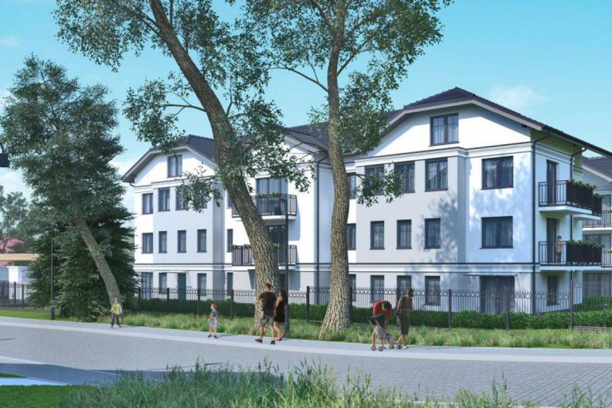 Hortus - inwestycja wyprzedana - Gdańsk, Wrzeszcz, ul. Ogrodowa, Przedsiębiorstwo Budowlane MARGO - zdjęcie 1