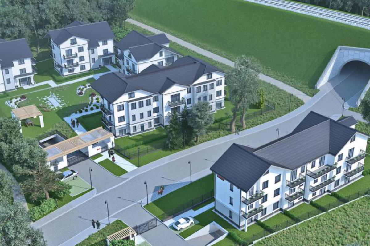 Hortus - inwestycja wyprzedana - Gdańsk, Wrzeszcz, ul. Ogrodowa, Przedsiębiorstwo Budowlane MARGO - zdjęcie 4