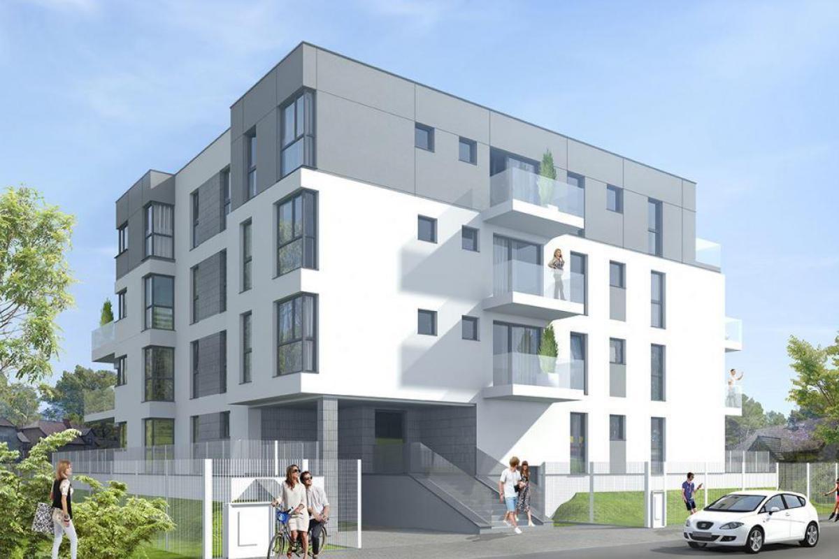 Apartamenty Kordiana - Warszawa, Rembertów, ul. Kordiana 100, Dozbud Development - zdjęcie 1