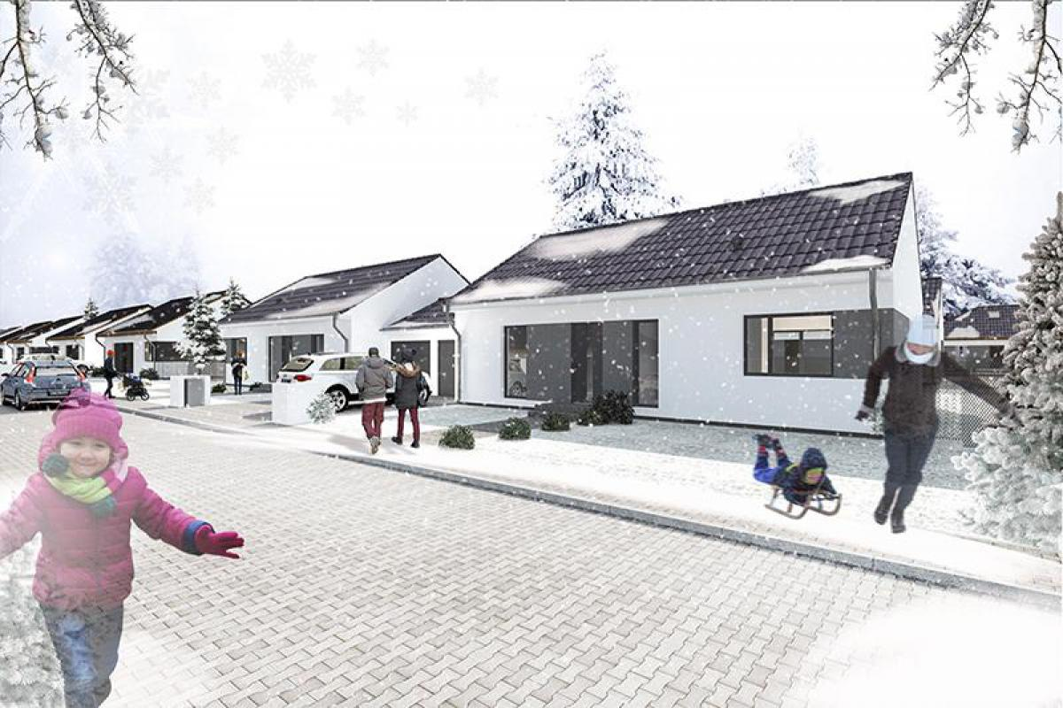 Ochla - Zielona Góra, Ochla, ul. Kożuchowska, Eurohome Sp. z o.o. - zdjęcie 1
