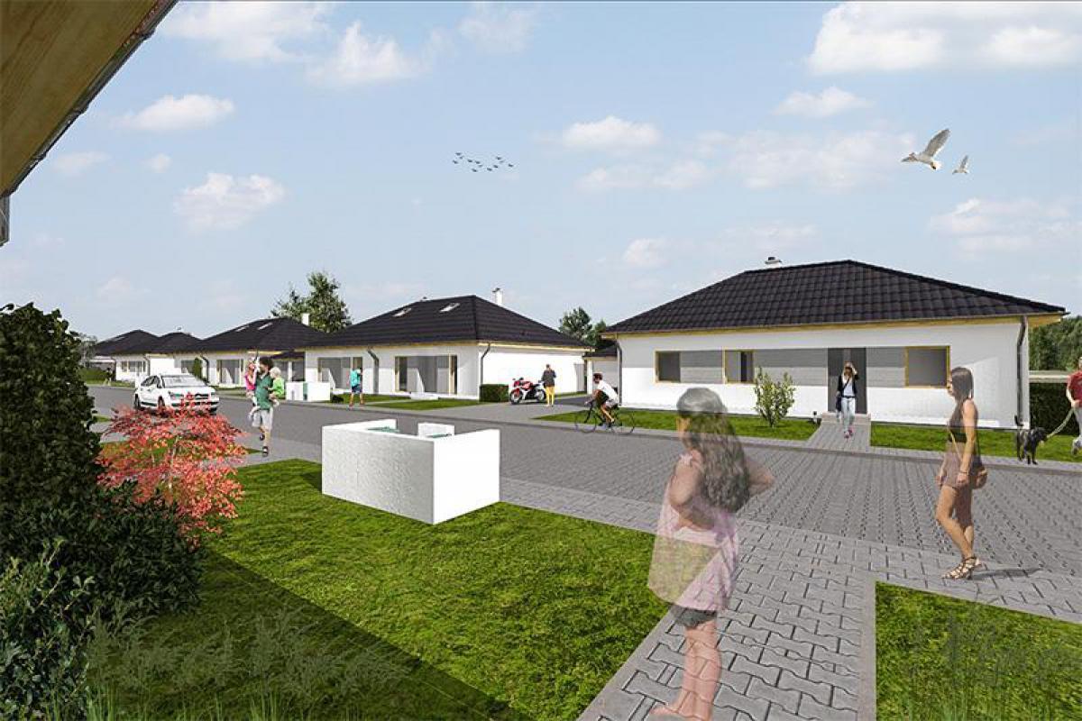 Osiedle Witosa w Raculi - Zielona Góra, Racula, ul. Witosa, Eurohome Sp. z o.o. - zdjęcie 1