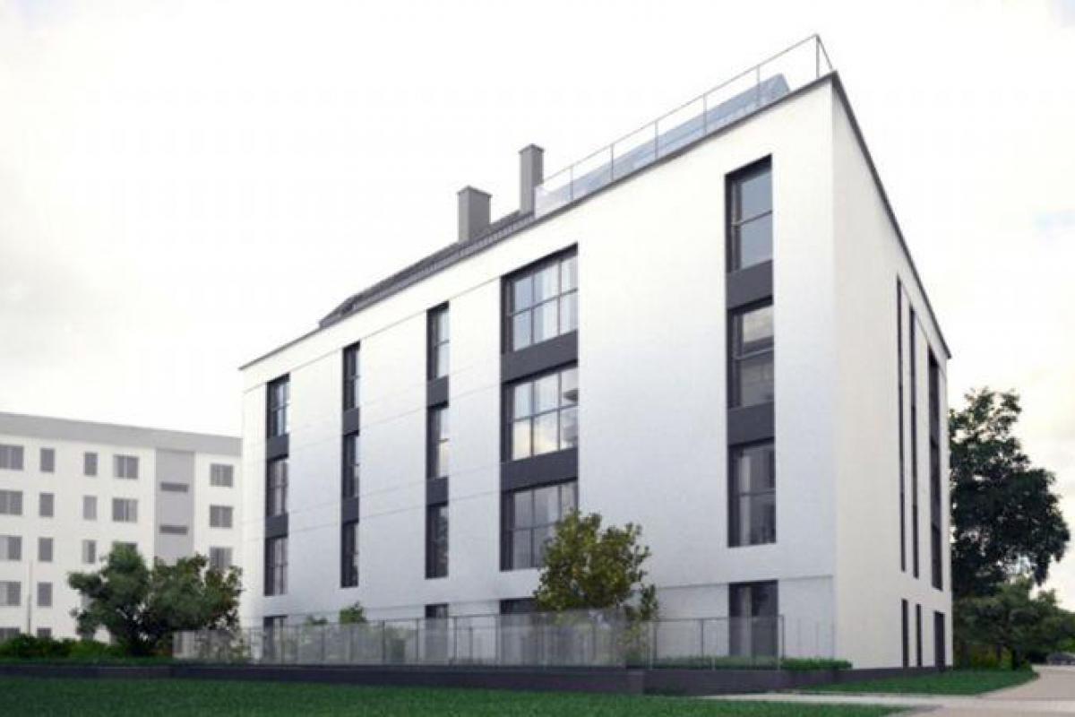 Apartamenty Dworska - Kraków, Ludwinów, ul. Dworska/Twardowskiego, ARCHI - INWEST s.c. A. Świerczek, S.Całka - zdjęcie 1