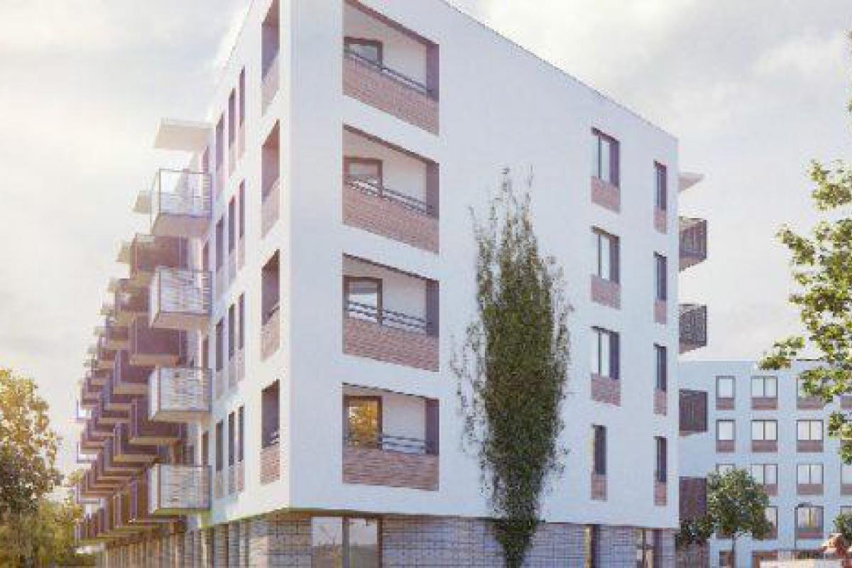 Osiedle Jutrzenka - Wrocław, Klecina, ul. Jutrzenki, Ancona Development S.A. - zdjęcie 2