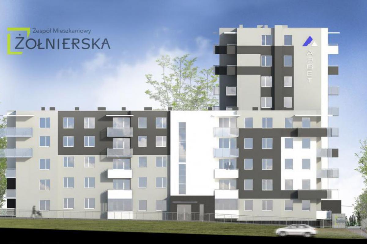 Zespół Mieszkaniowy Żółnierska - Olsztyn, Kormoran, ul. Żołnierska, ARBET Investment Group Sp. z o.o. - zdjęcie 1