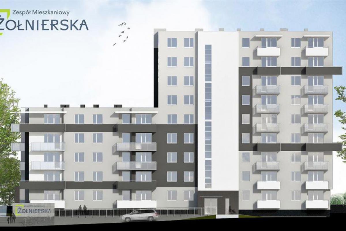 Zespół Mieszkaniowy Żółnierska - Olsztyn, Kormoran, ul. Żołnierska, ARBET Investment Group Sp. z o.o. - zdjęcie 2
