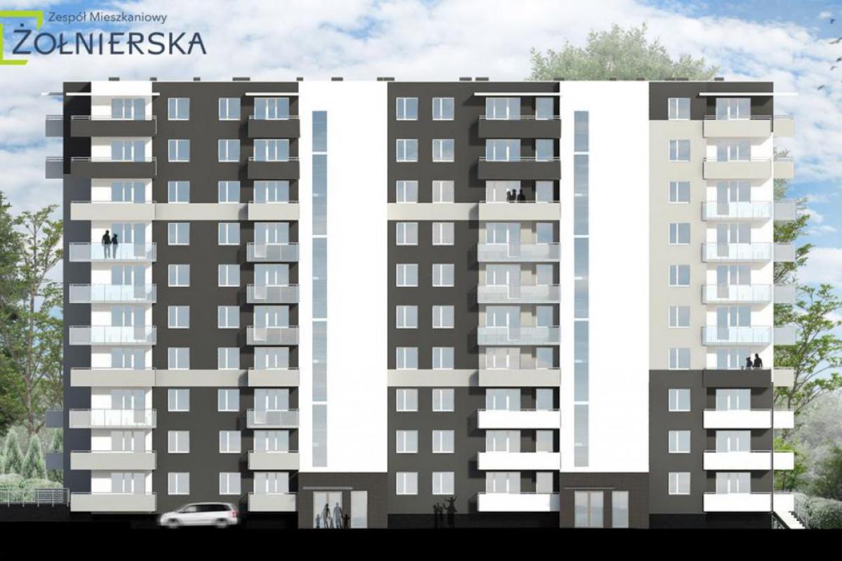 Zespół Mieszkaniowy Żółnierska - Olsztyn, Kormoran, ul. Żołnierska, ARBET Investment Group Sp. z o.o. - zdjęcie 4