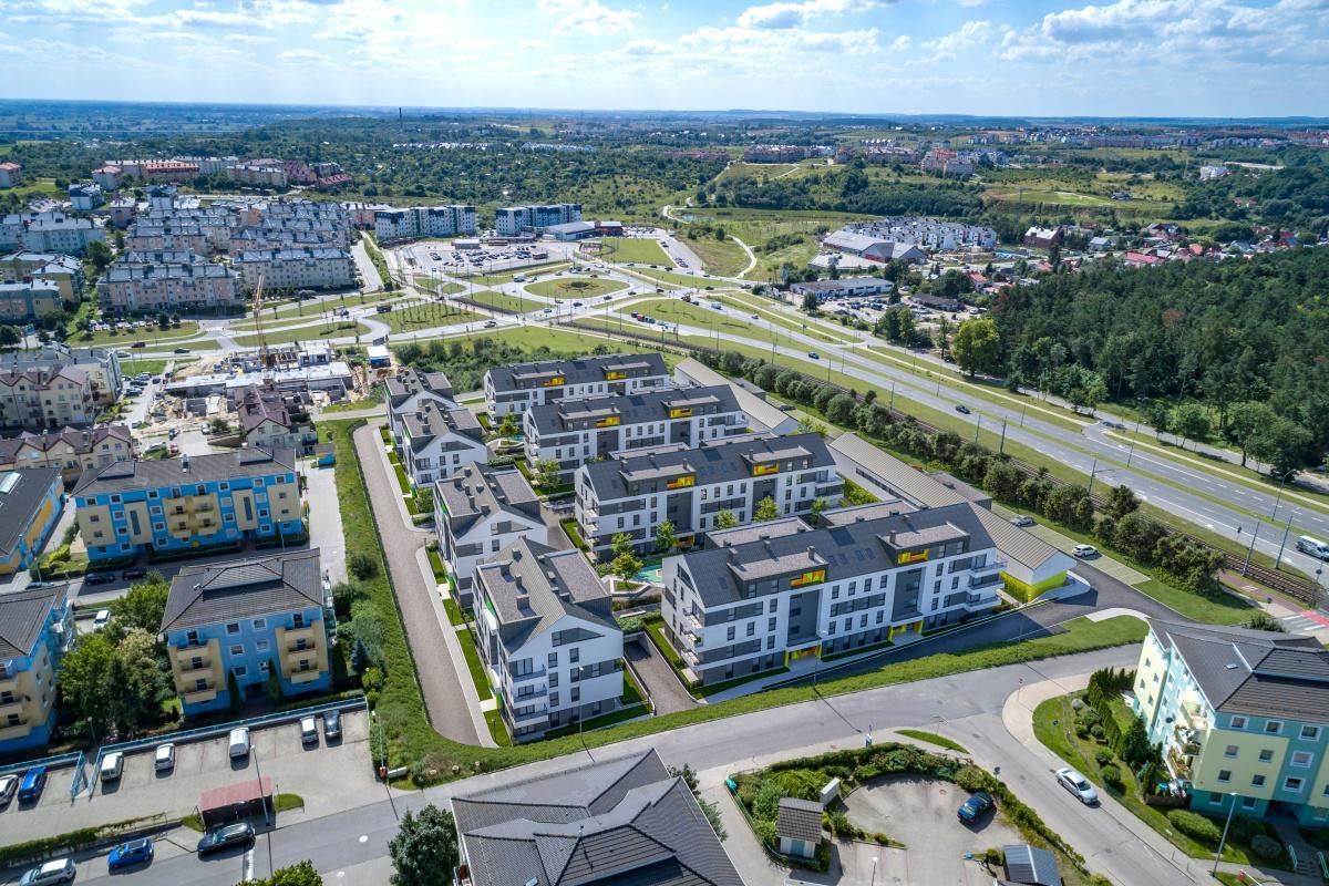 Havlove - Gdańsk, Chełm, aleja Vaclava Havla, DOMESTA Sp. z o.o. - zdjęcie 6