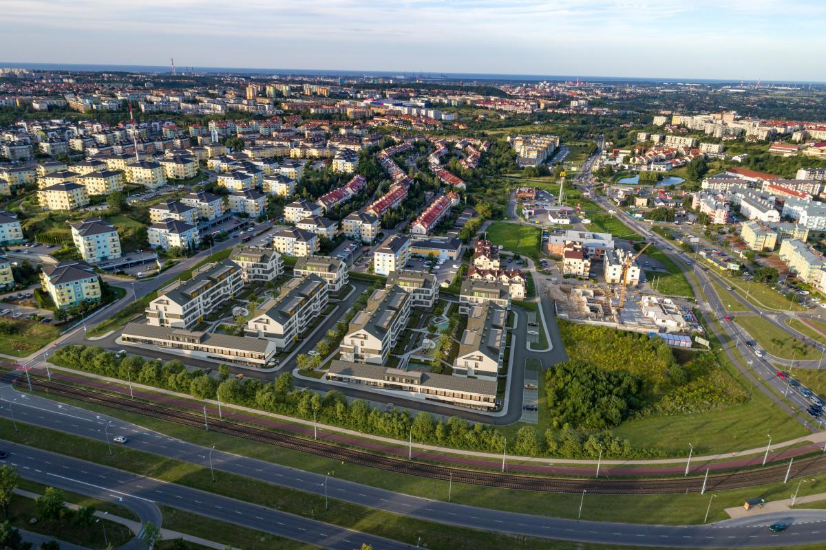 Havlove - Gdańsk, Chełm, aleja Vaclava Havla, DOMESTA Sp. z o.o. - zdjęcie 5