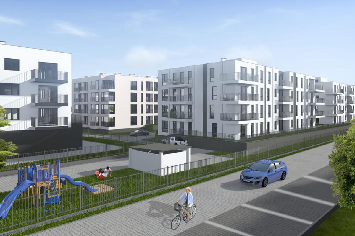 Osiedle Klimontowska BIS - Warszawa, Sadul, ul. Klimontowska, BJM DEVELOPMENT S.C. - zdjęcie 2