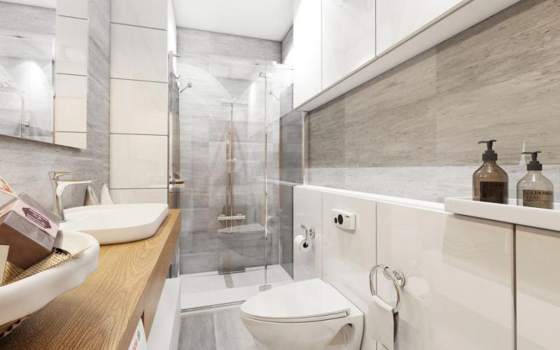 Poznań Dębiec ul. Bielska - Poznań, Dębiec, ul. Bielska, New House Development - zdjęcie 14