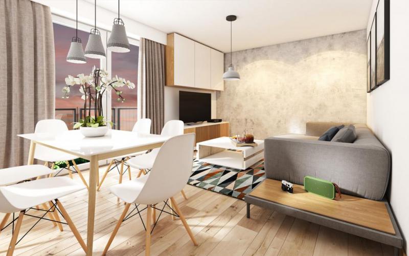 Poznań Dębiec ul. Bielska - Poznań, Dębiec, ul. Bielska, New House Development - zdjęcie 15