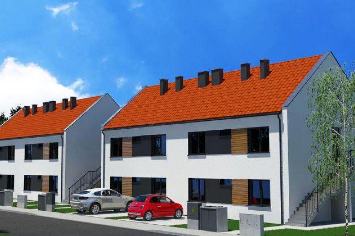 Apartamenty Uciechowska - Wrocław, Maślice, ul. Uciechowska, MG HAUS Marcin Kajrys, Grzegorz Żarowski s.c. - zdjęcie 1