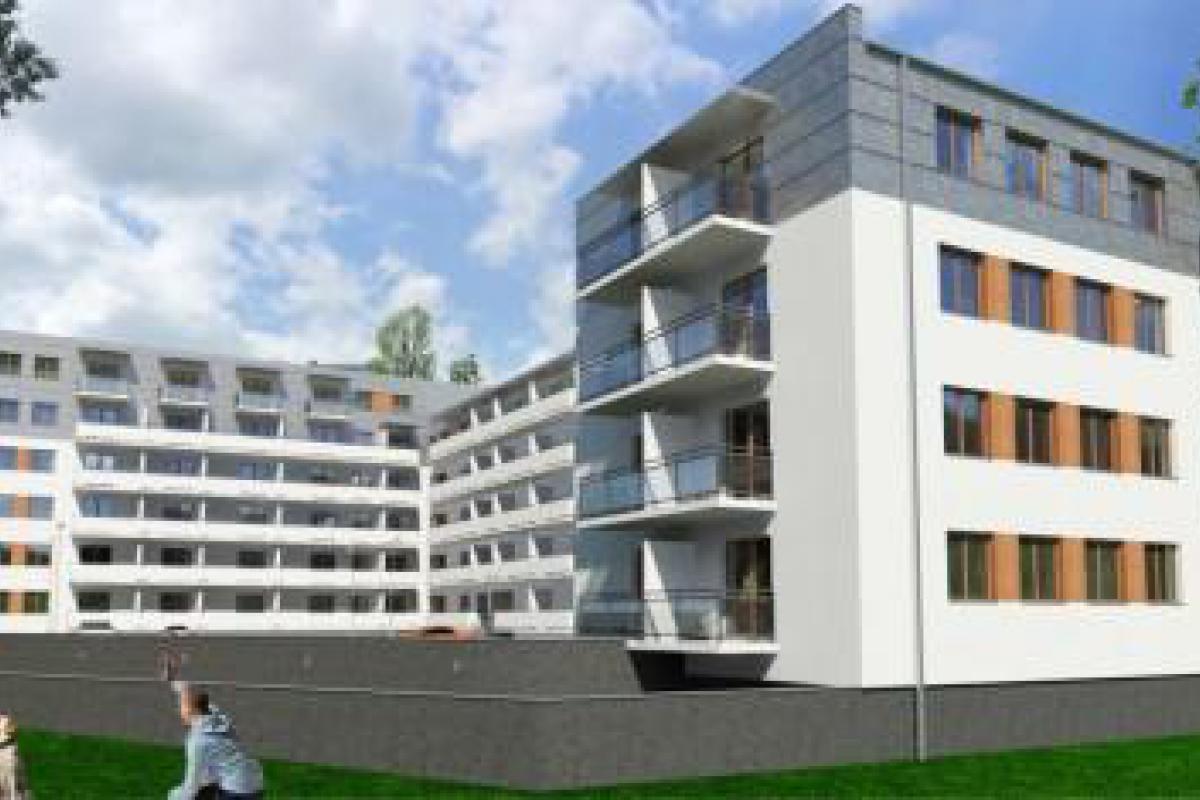Osiedle Młodych - Gorzów Wielkopolski, ul. Kotsisa, Rajbud Development Sp. z o.o. - zdjęcie 3