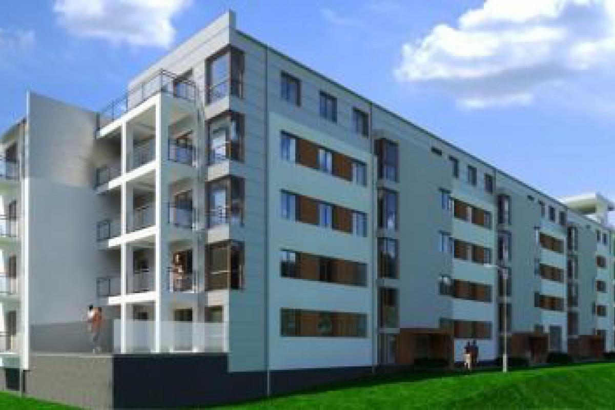 Osiedle Młodych - Gorzów Wielkopolski, ul. Kotsisa, Rajbud Development Sp. z o.o. - zdjęcie 4