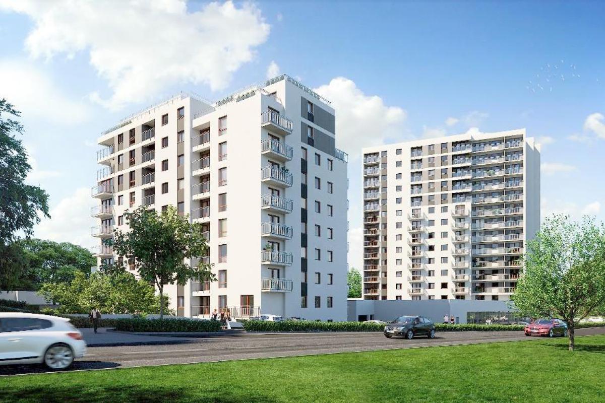 Nowych Kosmonautów - Poznań, Winogrady, ul. Serbska/Naramowicka, Monday Development SA - zdjęcie 7