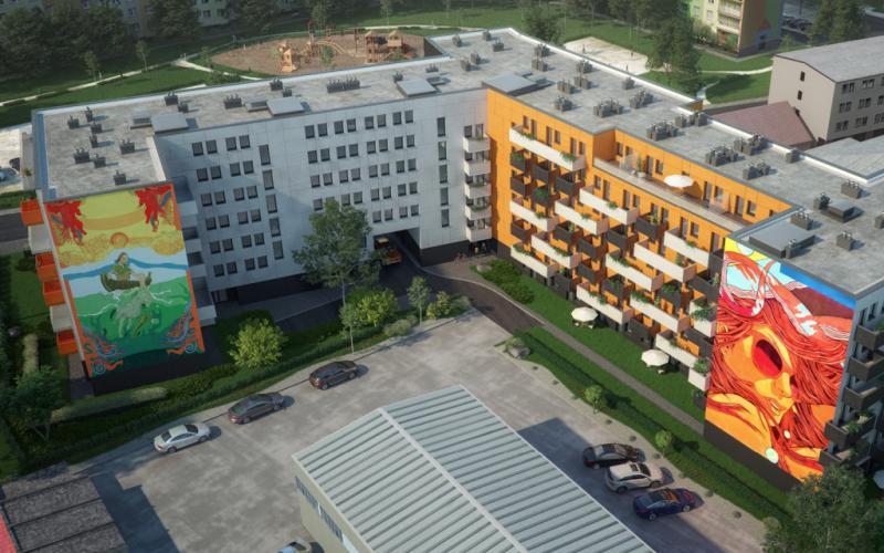 MICROKLIMAT - Wrocław, Gaj, ul. Brzoskwiniowa, Republika Wnętrz - Grupa - zdjęcie 4