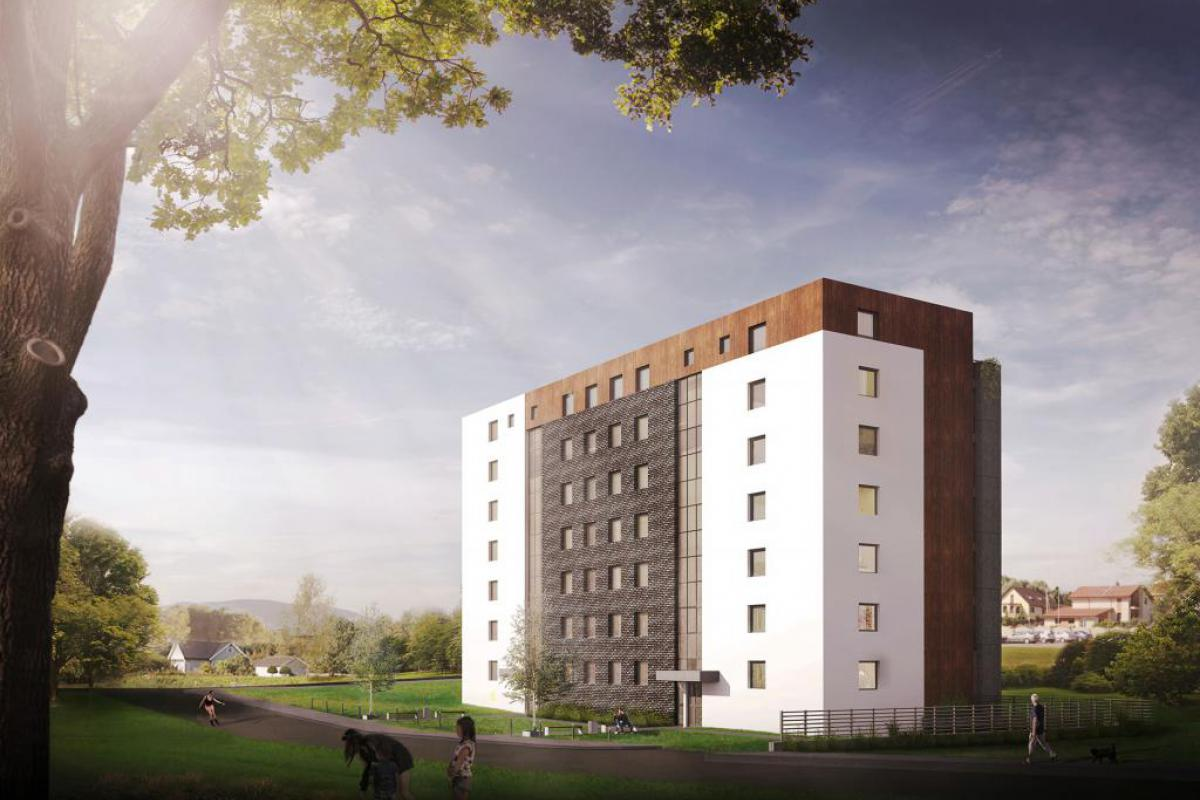 Apartamenty Plenerowa - Rzeszów, ul. Strzelnicza, P.P.H.U. CORPORES Sp. z o.o.  - zdjęcie 1