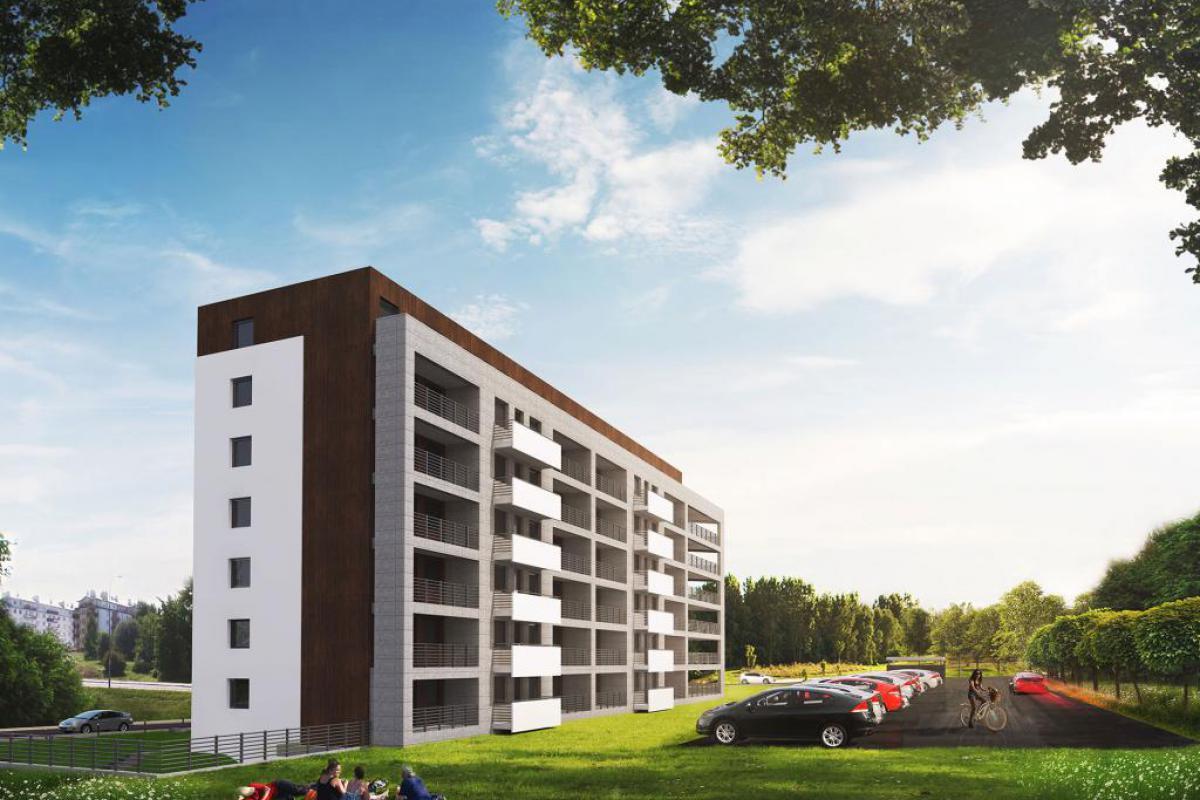 Apartamenty Plenerowa - Rzeszów, ul. Strzelnicza, P.P.H.U. CORPORES Sp. z o.o.  - zdjęcie 2