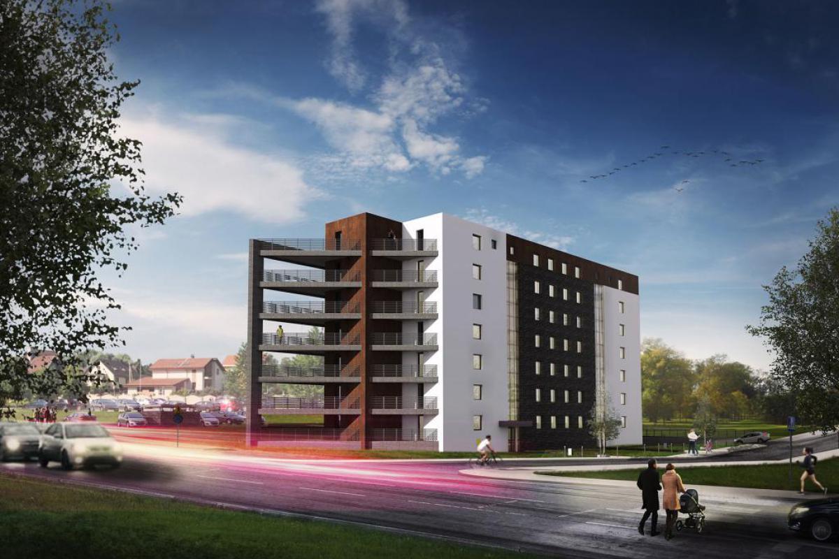 Apartamenty Plenerowa - Rzeszów, ul. Strzelnicza, P.P.H.U. CORPORES Sp. z o.o.  - zdjęcie 3