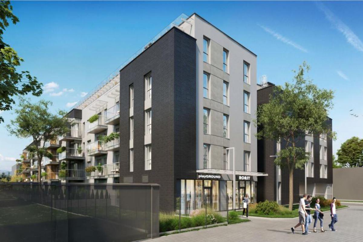 Apartamenty Skowronie - Wrocław, Borek, ul. Wiktora Brossa 1, MEG Developments - zdjęcie 1