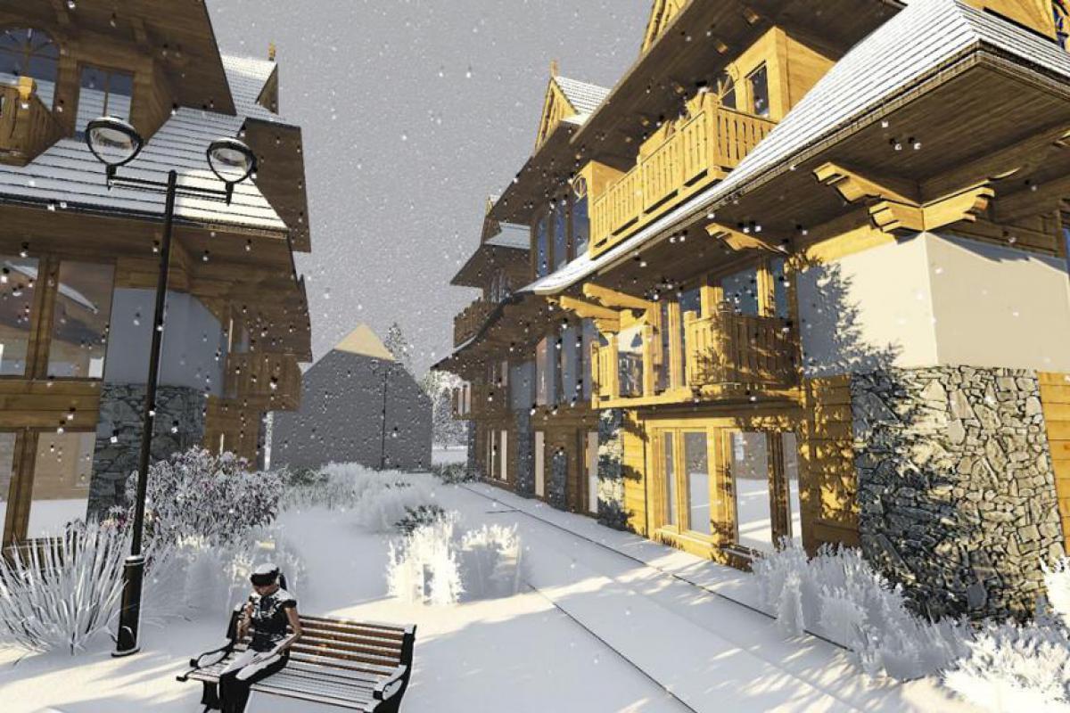 Apartamenty Wierchy - Zakopane, ul. Regle, Primo Nieruchomości - zdjęcie 10