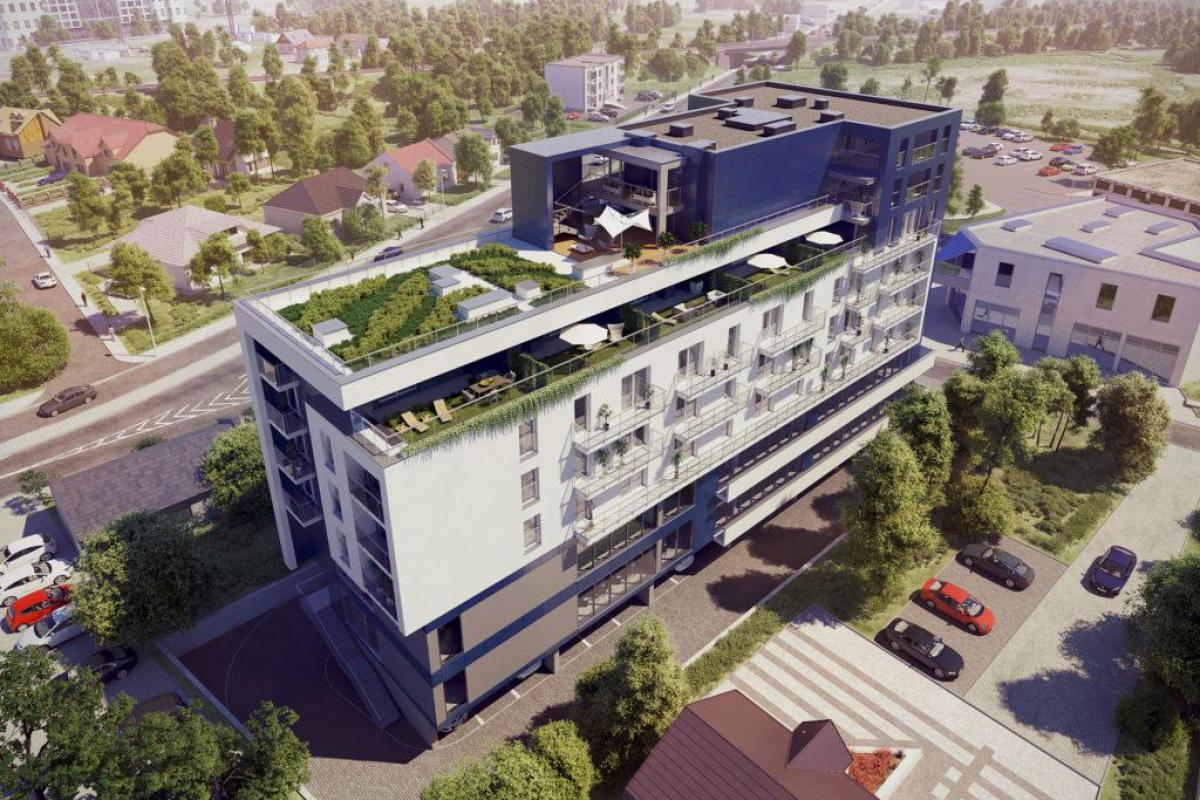 Magna Apartamenty - Kraków, Prądnik Czerwony, ul. Na Barciach, Samson Dom Sp. z o.o. - zdjęcie 2