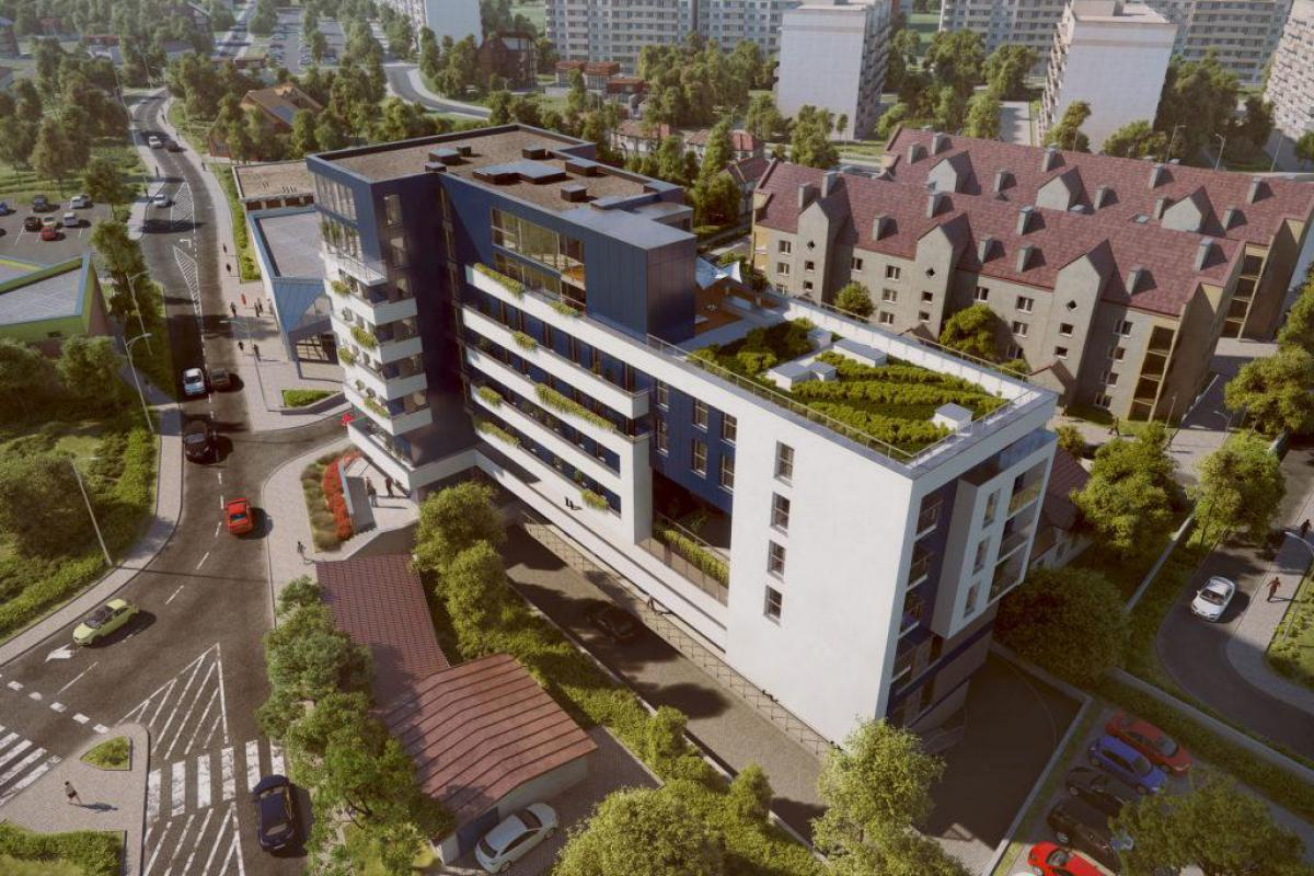 Magna Apartamenty - Kraków, Prądnik Czerwony, ul. Na Barciach, Samson Dom Sp. z o.o. - zdjęcie 3