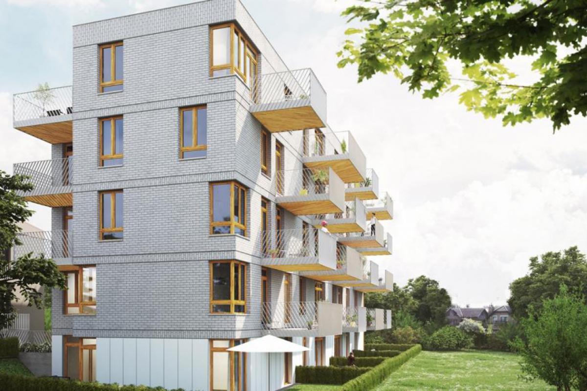 Apartamenty Whitehouse - Kraków, Kobierzyn, ul. Kobierzyńska, AZB Nieruchomości - zdjęcie 3