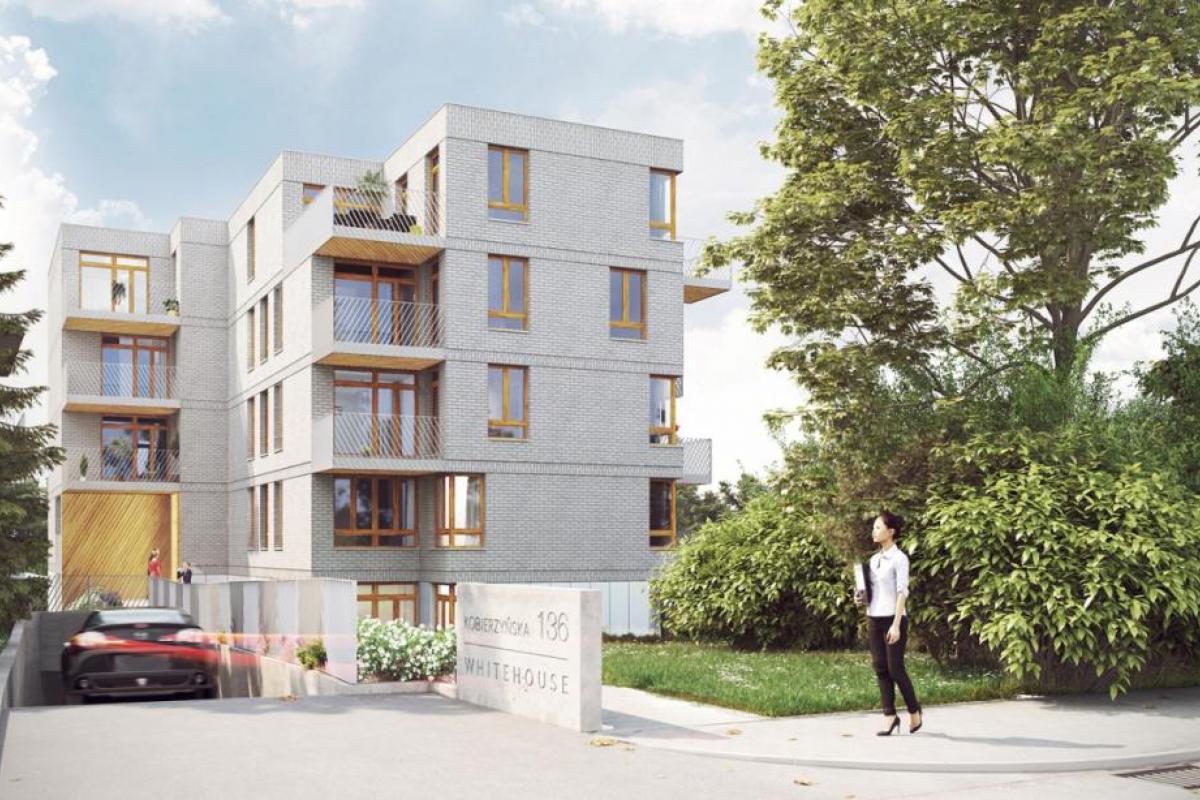 Apartamenty Whitehouse - Kraków, Kobierzyn, ul. Kobierzyńska, AZB Nieruchomości - zdjęcie 4