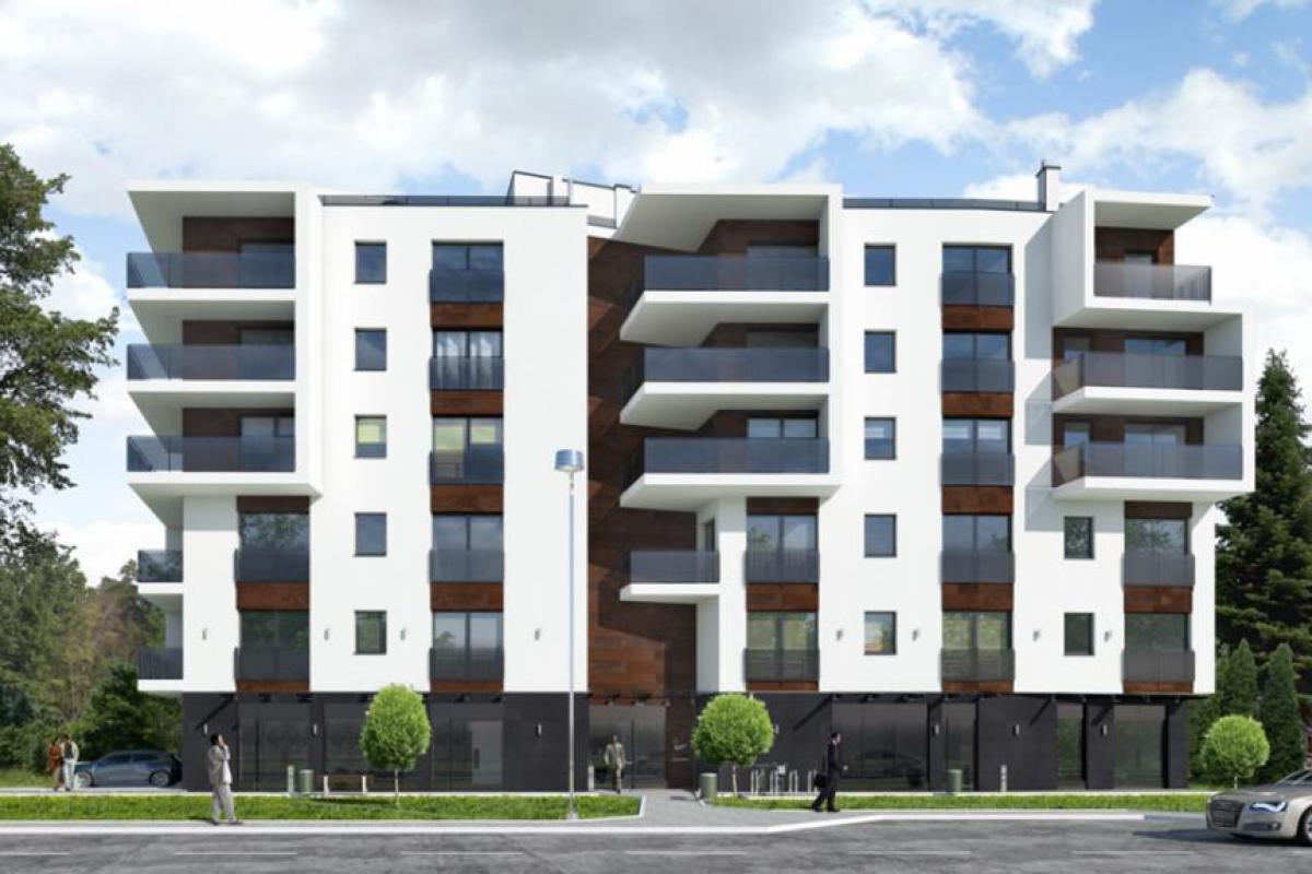 Ascot Apartments - Warszawa, Służewiec, ul. Taborowa 1, Ascot Apartments - zdjęcie 1