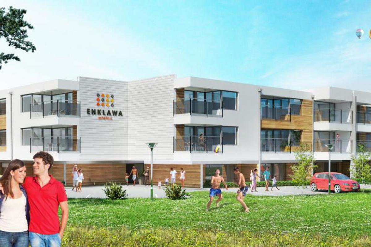 Enklawa Mielno - Mielno, ul. Stanisława Maczka, Smart Invest Sp. z o.o. Sp. K. - zdjęcie 1