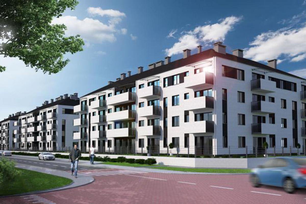 Bocianie Gniazdo - Szczecin, Żelechowa, ul. Czapli, Horizon Real Estate Sp. z o.o. - zdjęcie 2