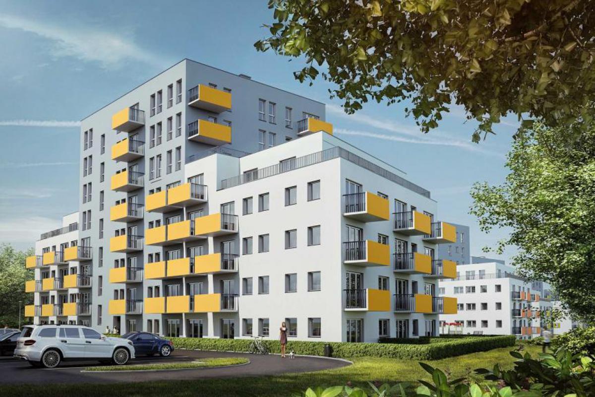 Murapol Osiedle Parkowe - Gliwice, ul. Kozielska, Murapol S.A. - zdjęcie 1