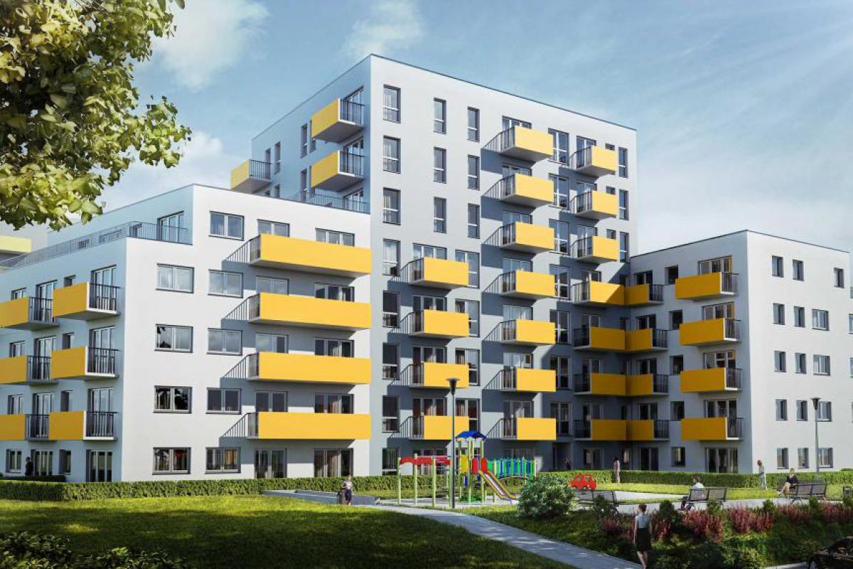 Murapol Osiedle Parkowe - Gliwice, ul. Kozielska, Murapol S.A. - zdjęcie 3