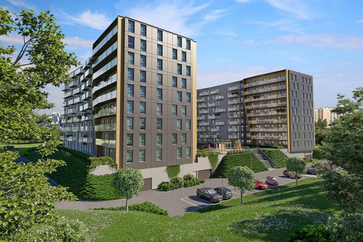 Murapol Apartmamenty Trzy Stawy - Katowice, Muchowiec, ul. Szeptyckiego, Murapol S.A. - zdjęcie 1