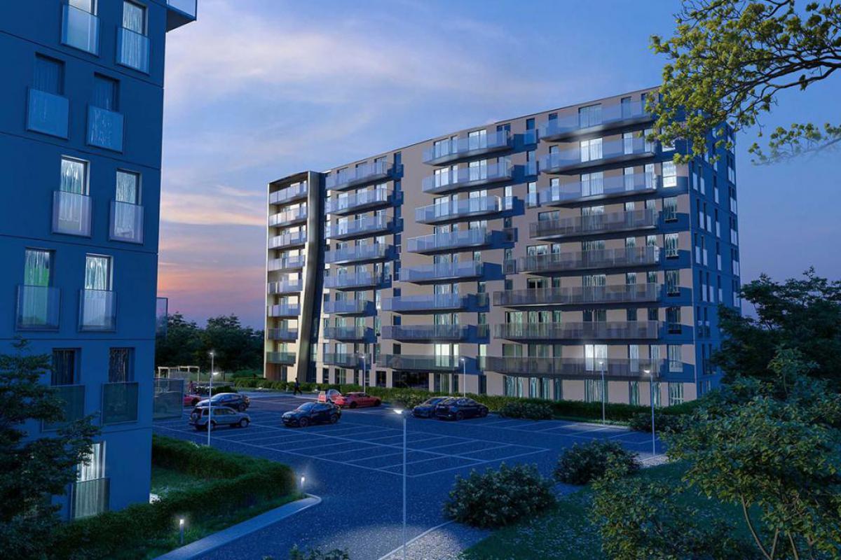 Murapol Apartmamenty Trzy Stawy - Katowice, Muchowiec, ul. Szeptyckiego, Murapol S.A. - zdjęcie 2