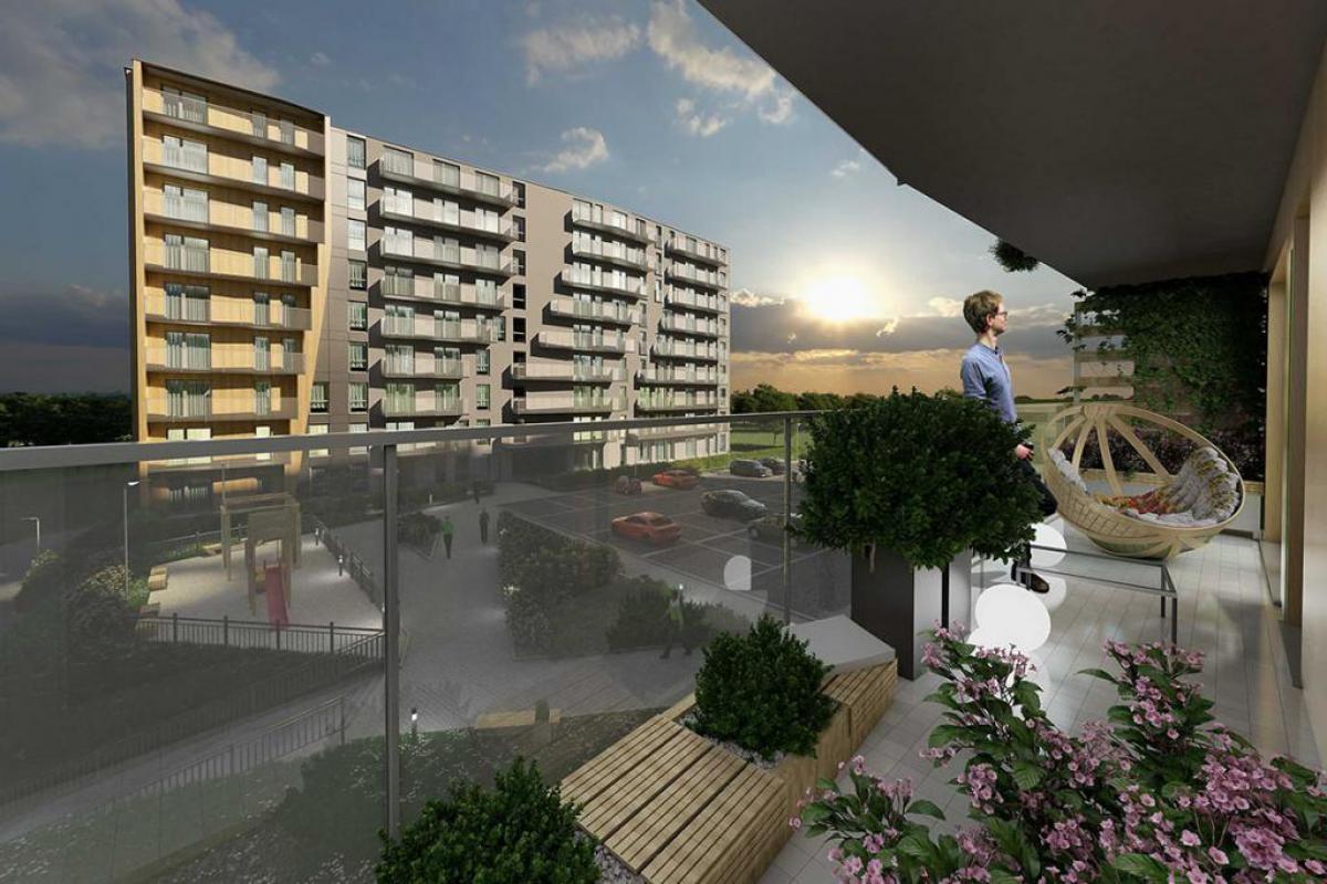Murapol Apartmamenty Trzy Stawy - Katowice, Muchowiec, ul. Szeptyckiego, Murapol S.A. - zdjęcie 3