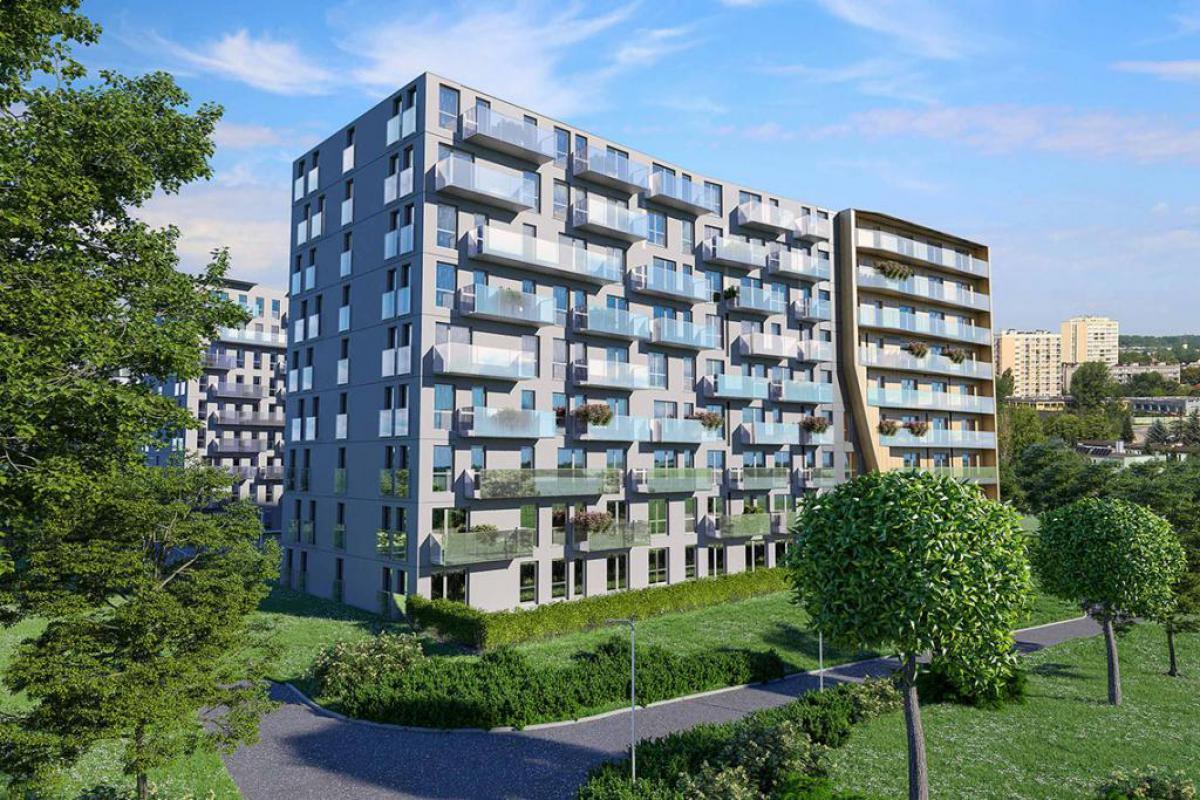 Murapol Apartmamenty Trzy Stawy - Katowice, Muchowiec, ul. Szeptyckiego, Murapol S.A. - zdjęcie 4