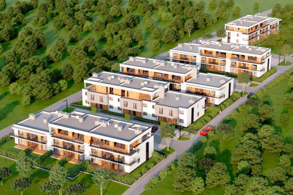 Dworskie Ogrody - Rzeszów, Dworzysko, ul. Krakowska, BS DEWELOPER - zdjęcie 11