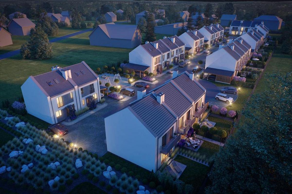 Domy nad Wilgą - Wrząsowice, ul. Nad Wilgą, Invest House S.A - zdjęcie 3